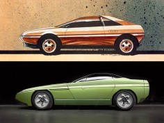 Retrofuturism: 10 Concept Cars of the early 1980s