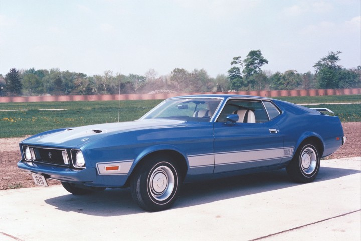 Design History 1974 Mustang II  from sketch to production  Car