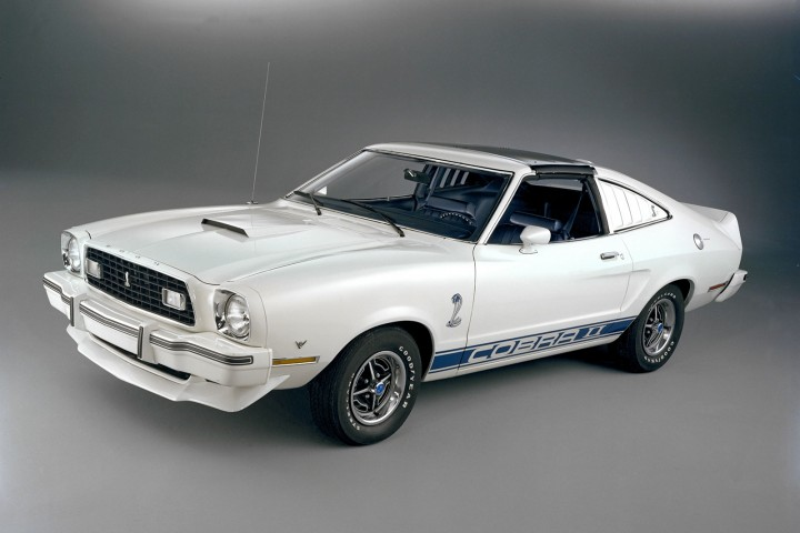 Ford Mach 2 Mach 1 1976 Ford Mustang