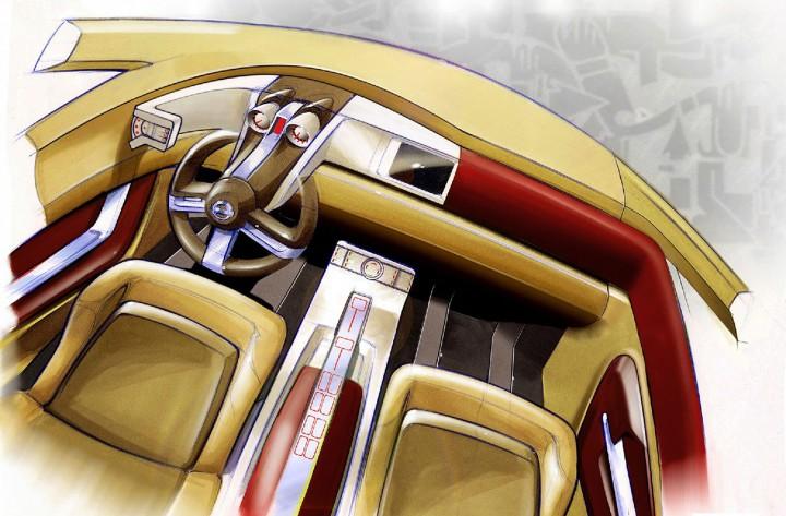 Nissan Teases The New Qashqai Car Body Design