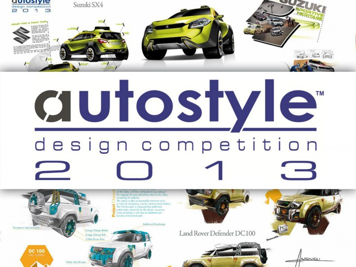 Autostyle 2013: the winners
