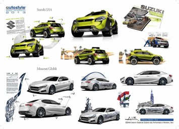 Design Board by Stefano Airoldi