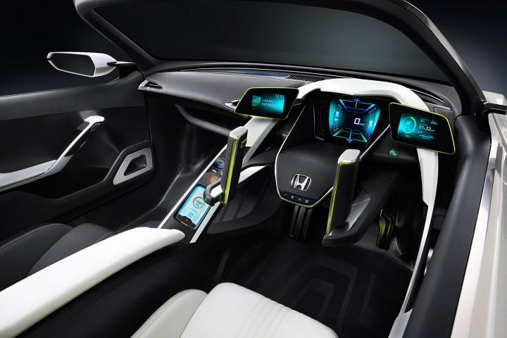 Honda Previews S660 Concept And Line Up For Tokyo 2013 Car Body Design