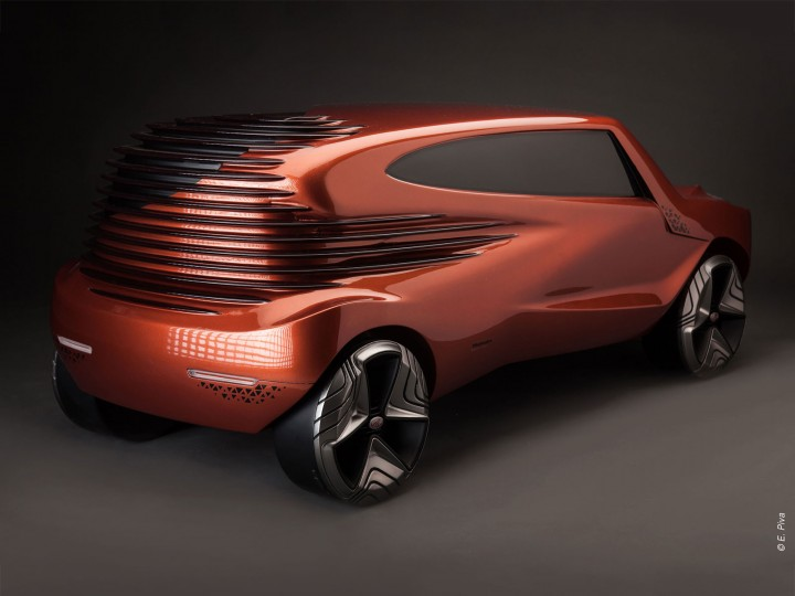Ied Students Envision The Mahindra Of The Future Car
