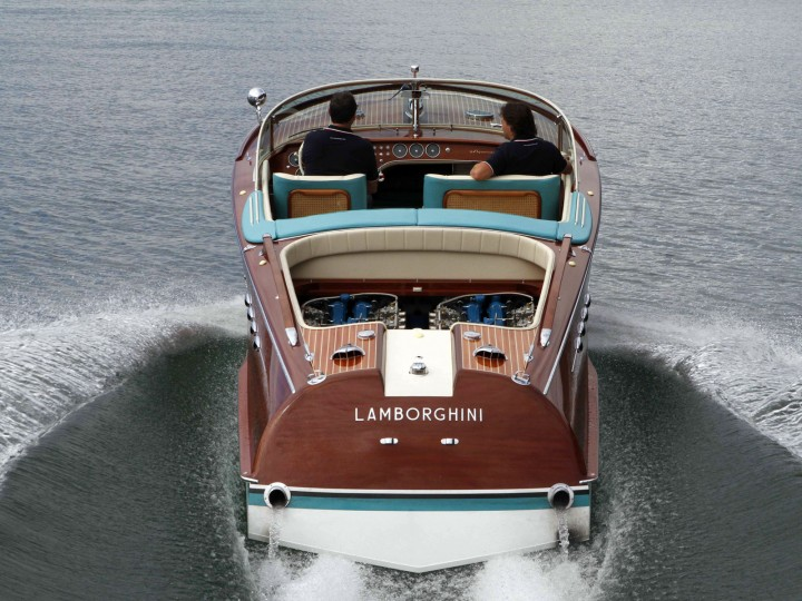 ferruccio lamborghini s twin v12 riva motorboat restored. Black Bedroom Furniture Sets. Home Design Ideas