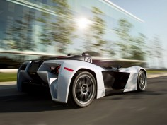 Magnum reveals the MK5 supercar