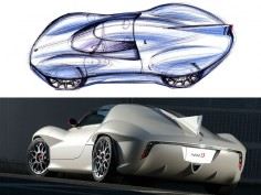 kode9 Concept and kode7 Clubman by Ken Okuyama Design