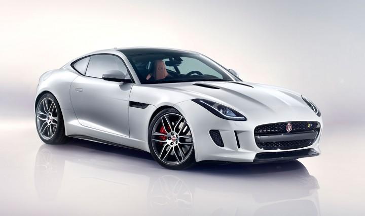 Cars Made Of Aluminum : Jaguar f type coupé car body design