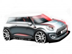 The new MINI: design gallery