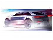 Porsche Macan: the design