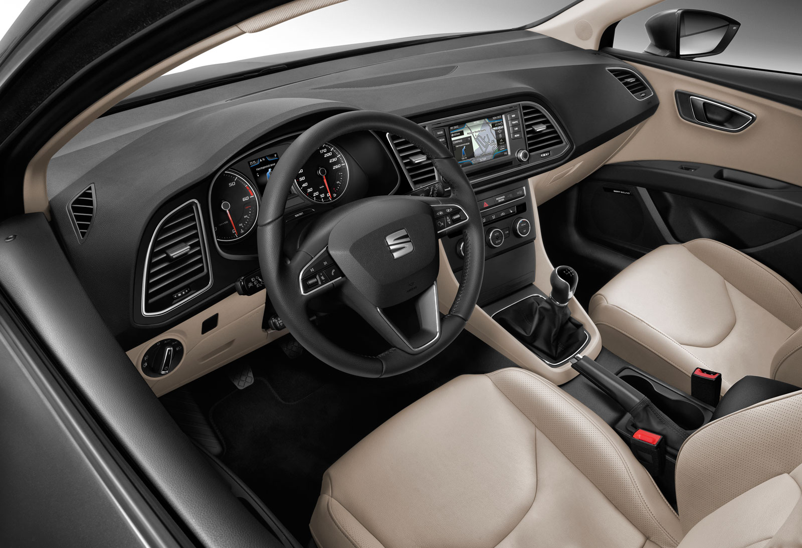 Seat leon st interior car body design - Seat leon interior ...