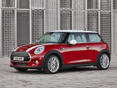 Revealed: the new MINI