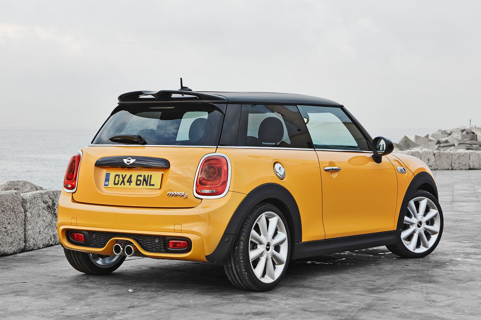 The New Mini Cooper S Car Body Design