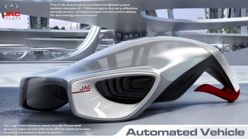 JAC Motors HEFEI - Automated Vehicle