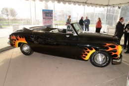 1949 Mercury Hells Chariot from Grease