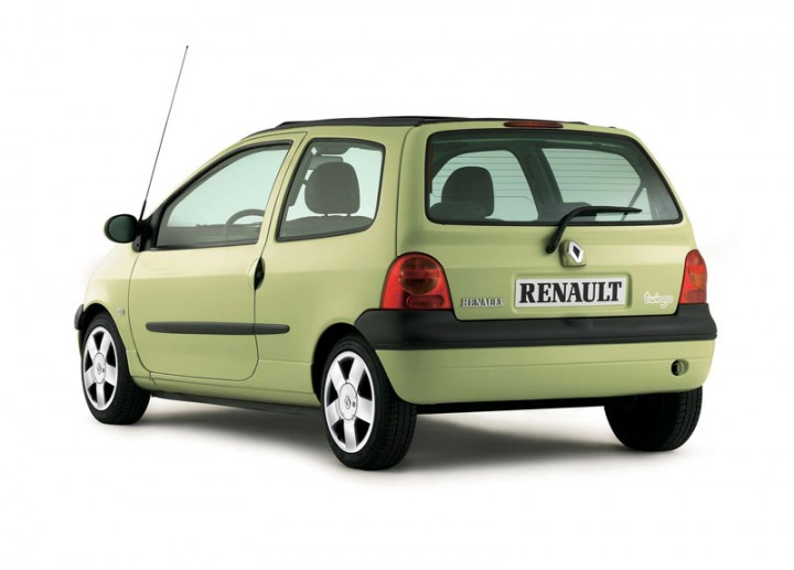 renault twingo celebrates 20 years car body design. Black Bedroom Furniture Sets. Home Design Ideas