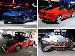 2013 Los Angeles Auto Show Photo Gallery