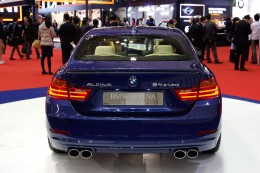BMW ALPINA B4 BiTurbo Coupe