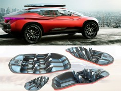 Mahindra Concepts by IED: design gallery
