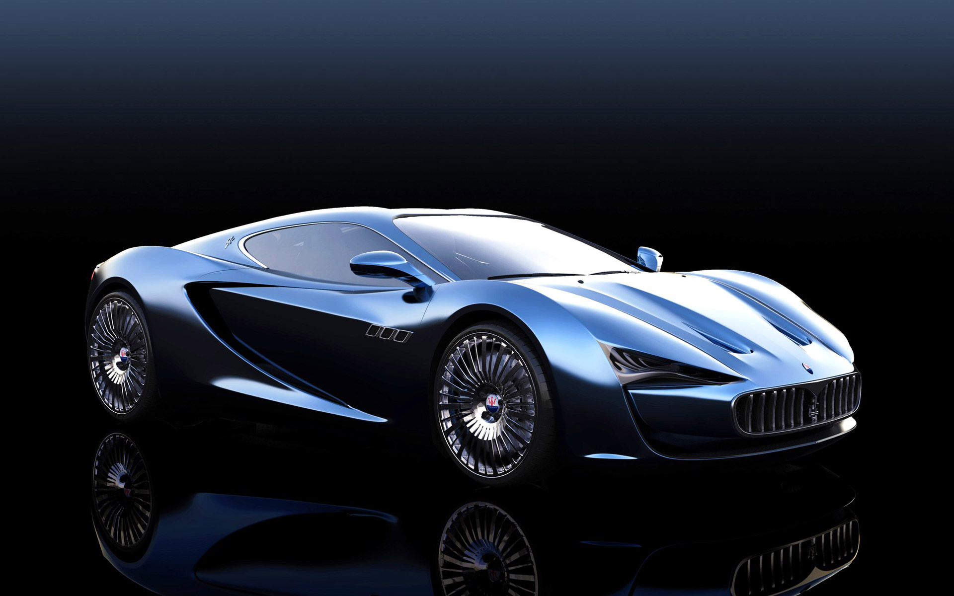 Maserati Bora Concept By Alexander Imnadze Car Body Design