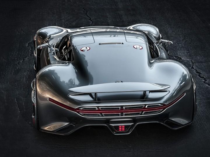 Delicieux Mercedes Benz AMG Vision Gran Turismo Concept