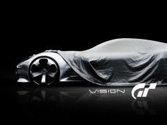 Mercedes-Benz teases the AMG Vision Gran Turismo Concept