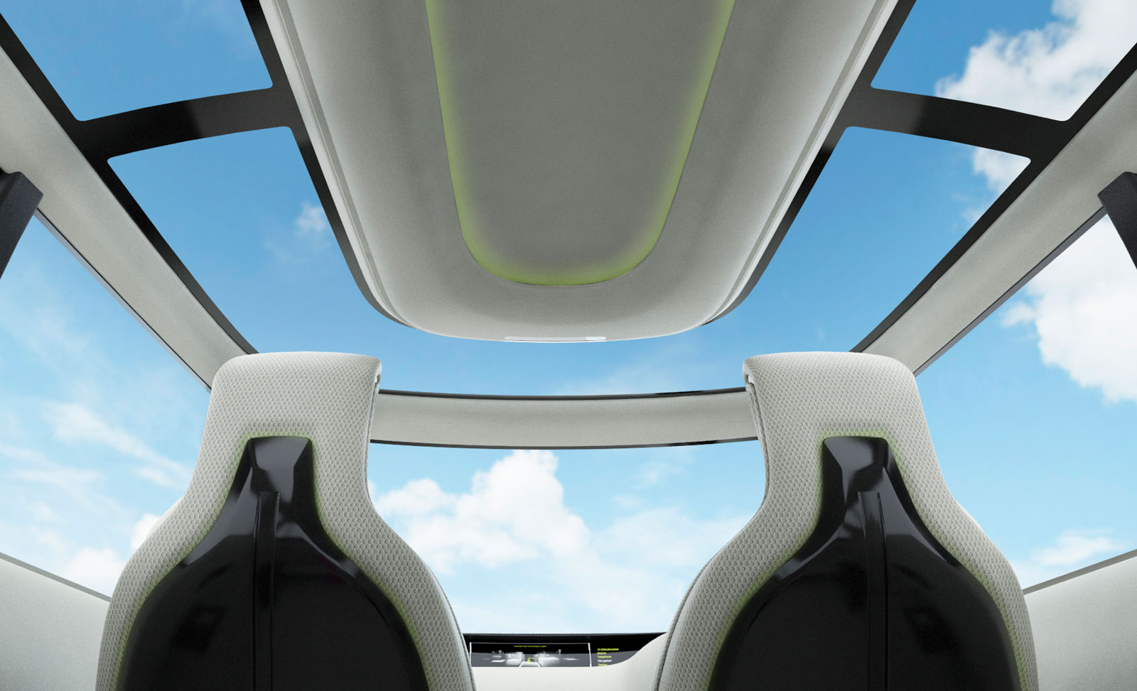 mitsubishi ar concept interior panoramic roof car body design. Black Bedroom Furniture Sets. Home Design Ideas