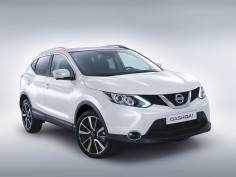 Revealed: the new Nissan Qashqai