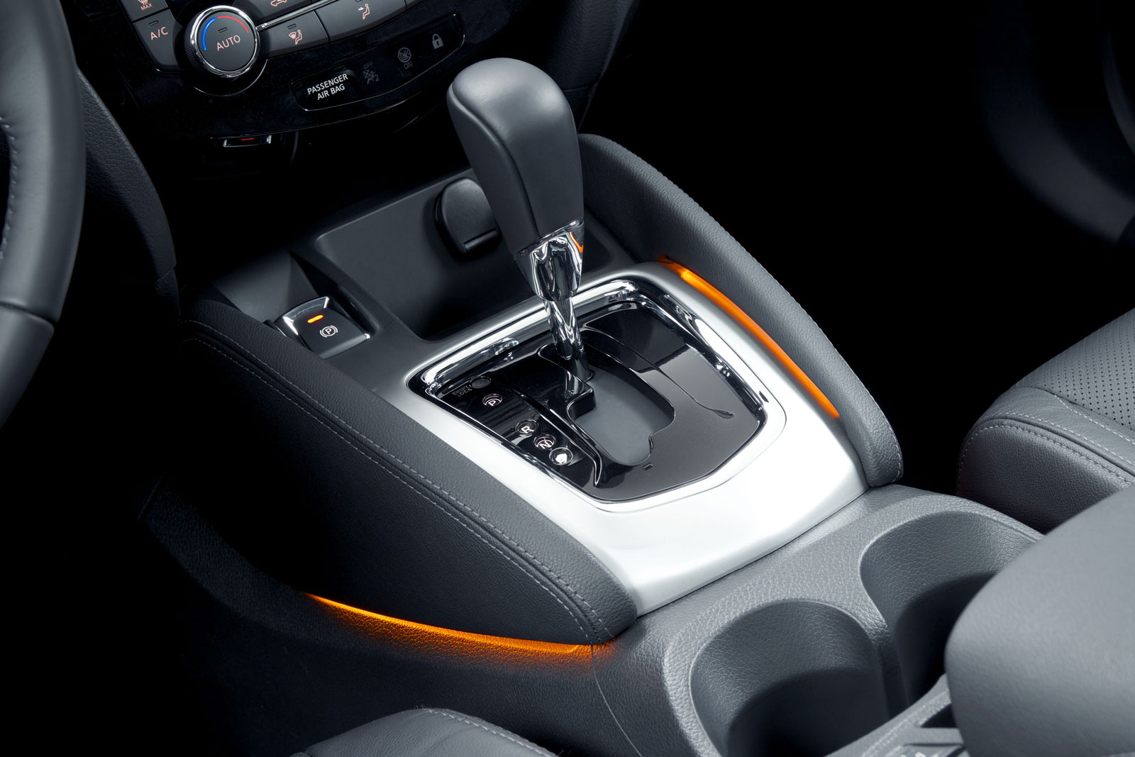 New Nissan Qashqai Interior - Car Body Design