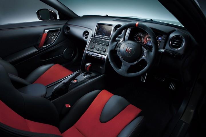 Nissan Gt R Nismo Car Body Design