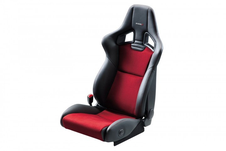 Recaro Japan Seats - Interior and Exterior - Nissan GT-R Heritage
