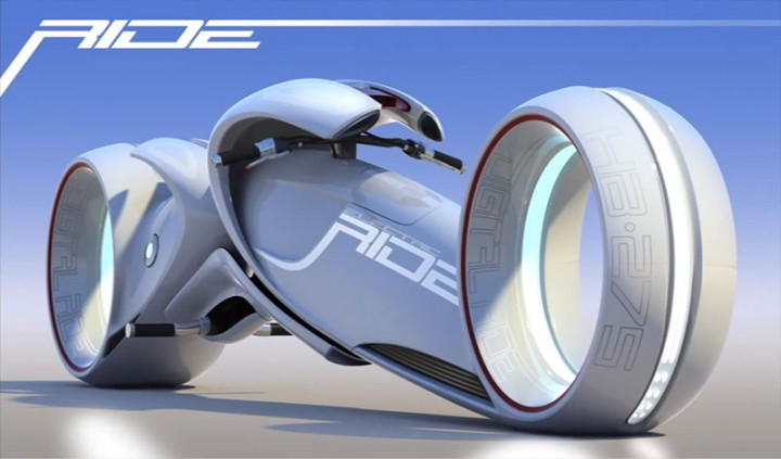Ride - Bike Concept by Harald Belker