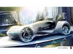 SAIC wins the LA Design Challenge 2013 with the Roewe Mobiliant Concept