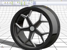 Wheel-Rim-3D-model-in-SolidWorks-by-Klaus-Falk-Hansen