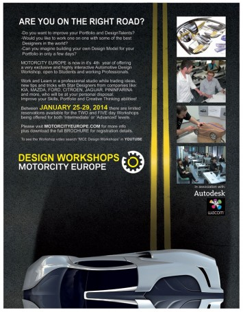 MCE Design Workshop 2014 Poster