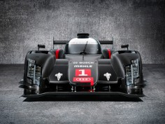 Audi reveals next R18 e-tron quattro racing car