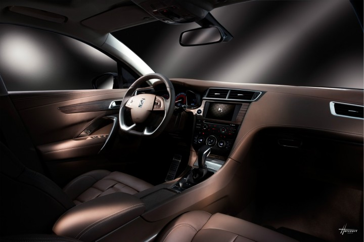 Citroen DS 5LS Interior