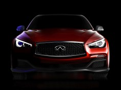 Infiniti previews Formula One inspired Concept