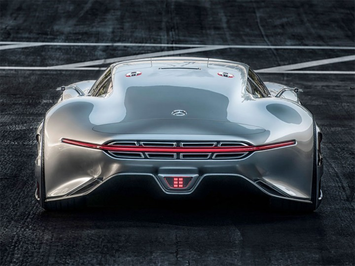 Mercedes Benz AMG Vision Gran Turismo Concept: The Making Of
