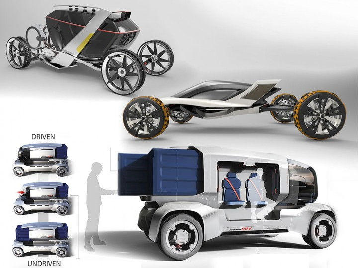 Michelin Challenge Design 2014 for CCS: the winners