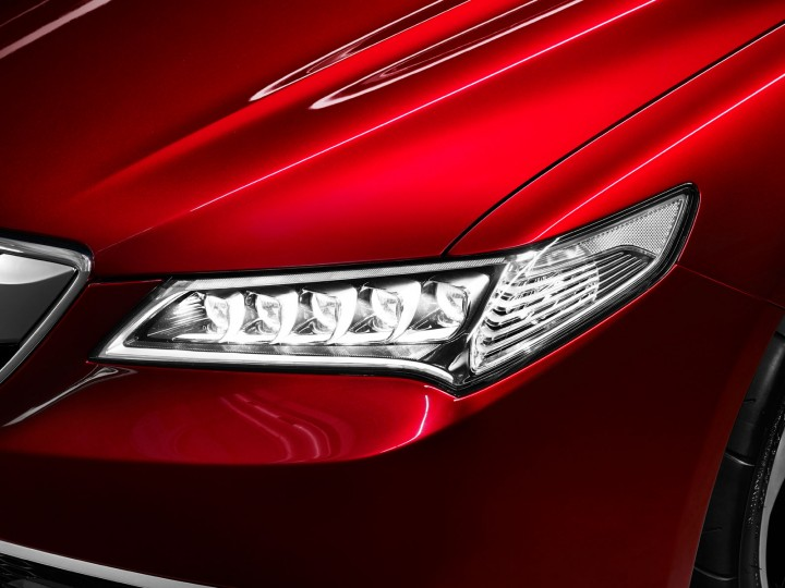 Acura Unveils The 2015 Tlx Prototype Car Body Design