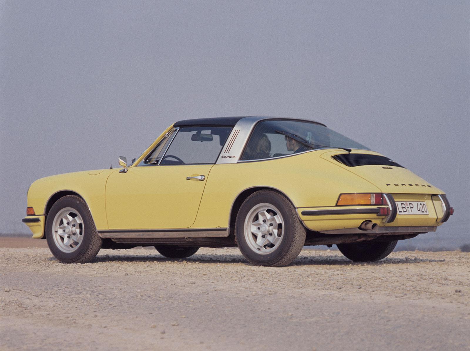 1973 porsche 911 e 2 4 targa car body design. Black Bedroom Furniture Sets. Home Design Ideas