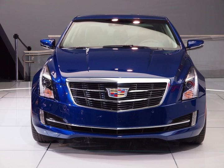 Cadillac ATS Coupe  Car Body Design