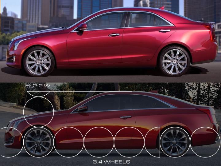 Cadillac ATS Coupe - Car Design