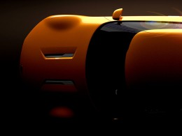 Kia GT4 Stinger Concept to view teaser image detail