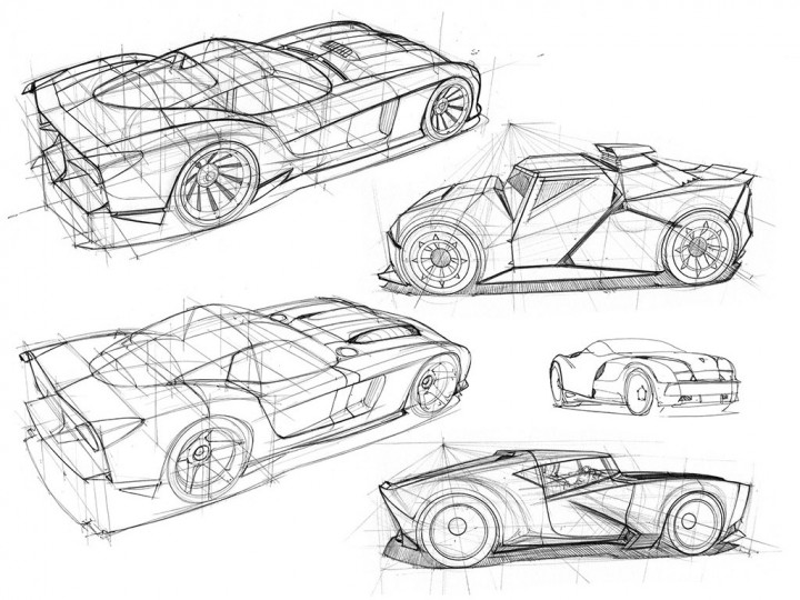 cardesignpage u2019s car drawing contest
