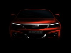Qoros previews second production model
