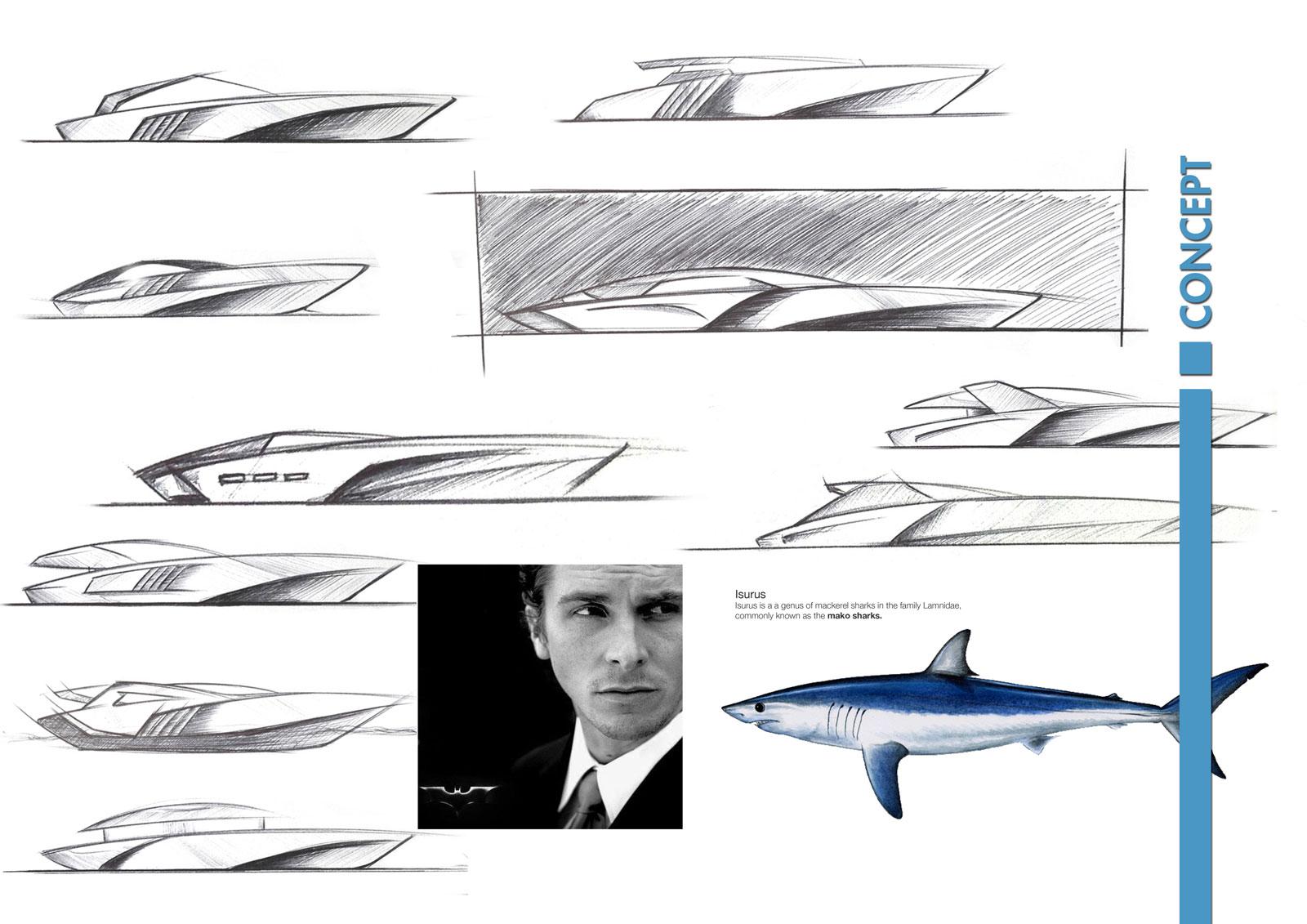 Rhino boat design software must see kyk for Politecnico design