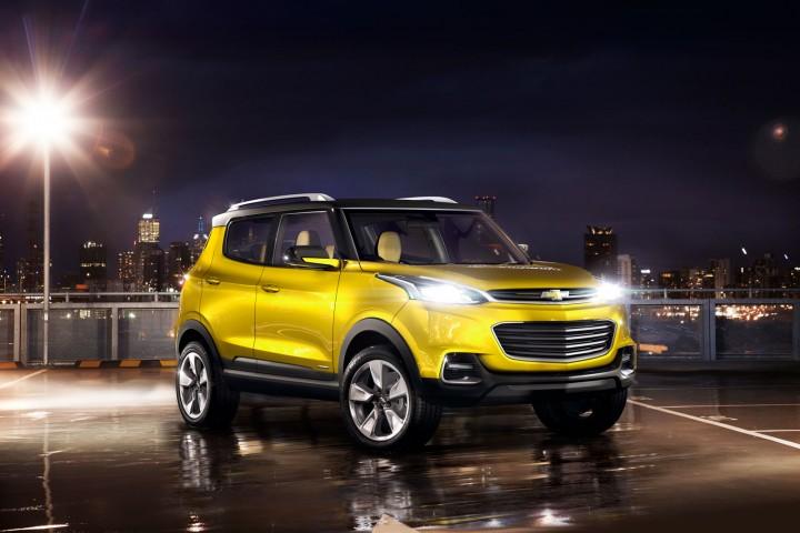 Chevrolet Adra Concept - Car Body Design