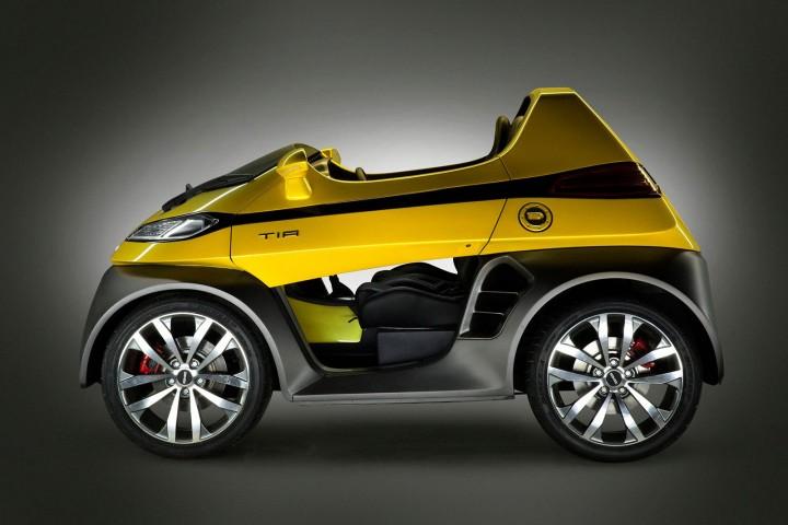 Dc Design Tia And Eleron Concepts Car Body Design